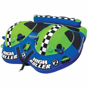 High Roller 2-Person Towable Tube