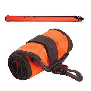Safety Dive Signal, High Visibility Orange, 6 Ft.