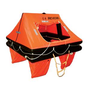 Offshore Commander 2.0 Life Raft 6-Person Valise