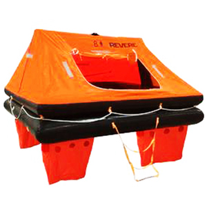 Offshore Commander 2.0 Life Raft, 8-Person, Valise
