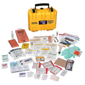 Marine 600 Medical Kit with Dry Box