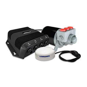 Outboard Autopilot Hydraulic Steering Pack