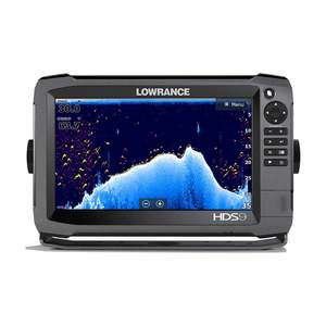 HDS-9 Gen3 Fishfinder/Chartplotter with Insight USA Charts