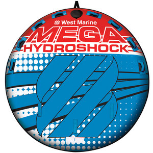 Mega Hydroshock 4-Person Towable Tube