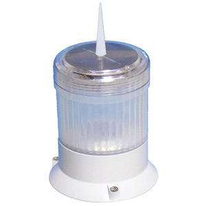 Solar Piling Cap Light