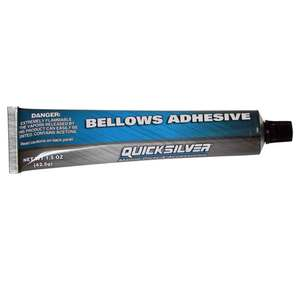Bellow Adhesive for Engine Parts, 1 1/2oz. Tube