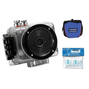 Nova HD 12MP Waterproof Camera with Remote