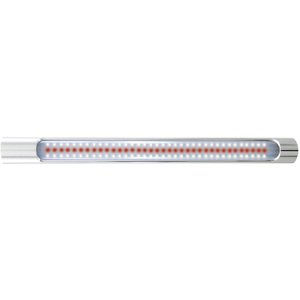 T-Top LED Tube Light with Aluminum Housing, Red