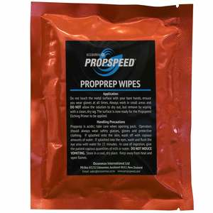 Propspeed Propprep Wipes, 10-Pack