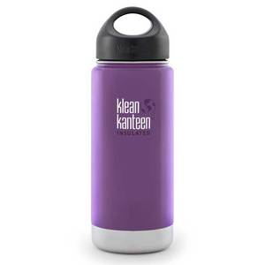 16 oz. Wide-Mouth Water Bottle with Loop Cap
