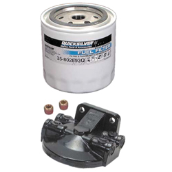 MERCURY MARINE 802893Q4 Mercury/Mercruiser Fuel Filter/Water Separator Kit  | West MarineWest Marine
