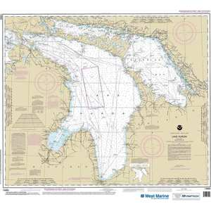 Maptech® NOAA Recreational Waterproof Chart-Lake Huron, 14860
