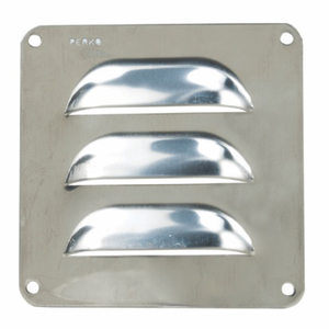 Stainless Steel Louvered Vent
