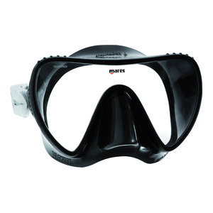 Essence Liquidskin Scuba Mask, Black/Gray