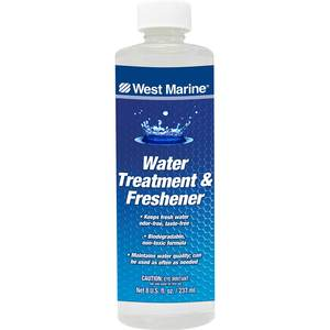 Water Treatment and Freshener, 8oz.