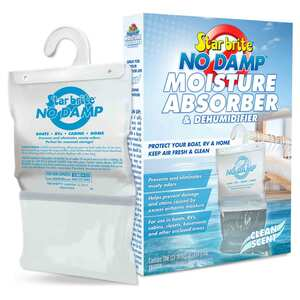 No Damp Hanging Moisture Absorber & Dehumidifier Bag, 16 oz.