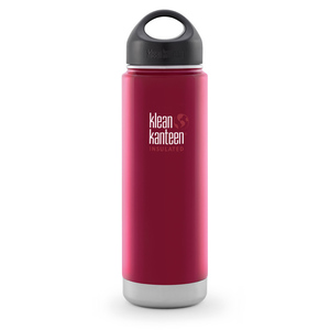 20 oz. Wide-Mouth Water Bottle with Loop Cap