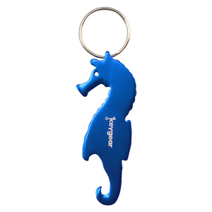 Sea Horse Bottle Opener Keychain