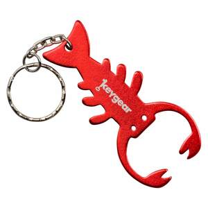 Lobsta Bottle Opener Keychain