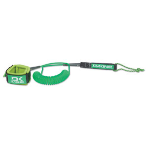 SUP Coiled Calf Leash, Green
