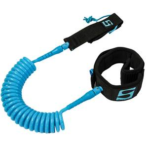 10' Coiled Calf Leash for Stand-Up Paddleboard