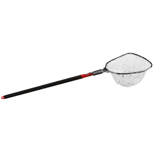 S2 Slider Reach Large Clear Rubber Landing Net