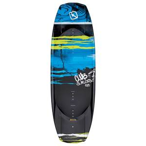 125 Surge Wakeboard Combo Package w/ Optima Boot S/M