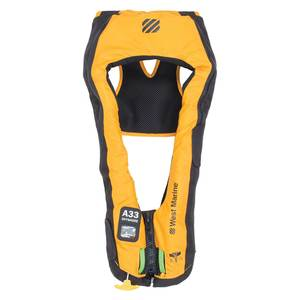 Offshore Performance Inflatable Life Jacket with Harness