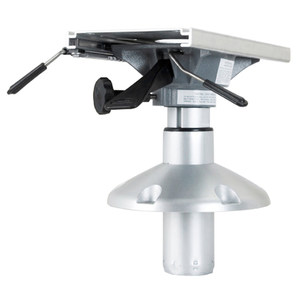 "8 3/4"" - 14 1/2"" Adjustable Thru-Deck Mainstay Package with Slide and Swivel"