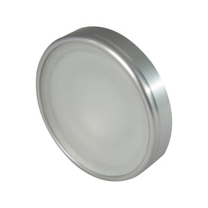 Halo Flush Mount LED Down Light, Brushed Housing, Spectrum RGBW