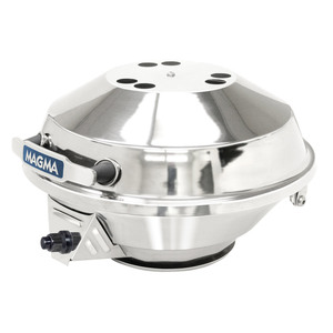 Marine Kettle 3 Combination Stove & Gas Grill Original Size
