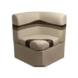 "25"" Radius Corner & Base Complete Set Seating"