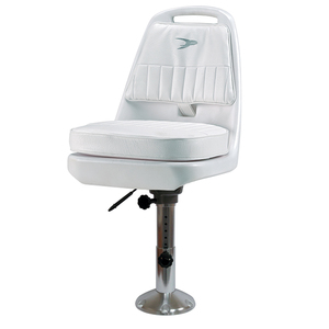 Pilot Chair with WP21-374 Pedestal