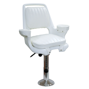 Captain's Chair with WP21-374 Pedestal