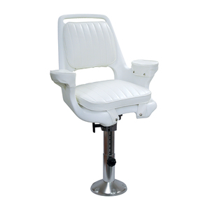 Captains Chair With WP21 18S Pedestal