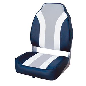 Classic High Back Fishing Boat Seat