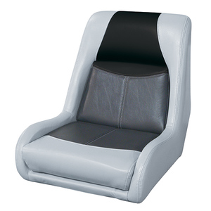 Blast-Off Bucket Seat, Gray/Charcoal/Black