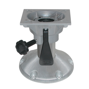 "6"" Fixed Height Pedestal with 8WP95"