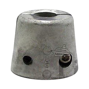 "De-Icer Zinc Anode, 1/2"" Shaft"