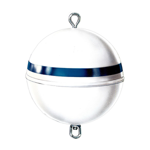 "15"" Premium Mark V Mooring Buoy Swivel and Eye Style, Single Pack"