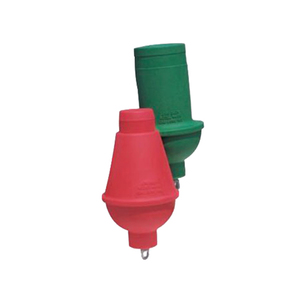 Fatboy Channel Marker Buoy, Green
