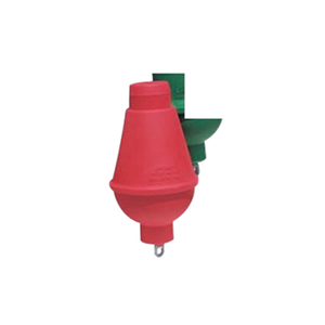 Fatboy Channel Marker Buoy, Red