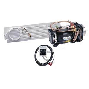 2012 Compact Classic Air-Cooled Refrigeration Component System