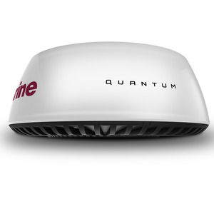Quantum CHIRP Pulse Compression WiFi and Ethernet Radome w/10M Power Cable and 10M Data Cable