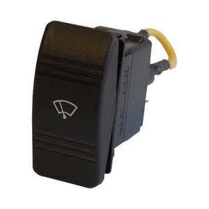 Rocker Switch for Wiper Motors 2-Speed 12/24V