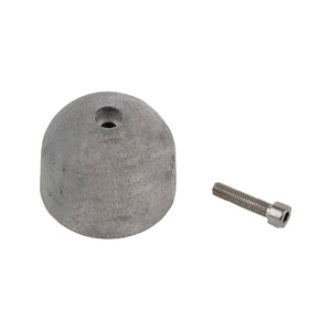 Side-Power Aluminum Alloy Anode & Screw for 386mm Tunnel Thrusters