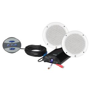 ME60BT Bluetooth Amplifier and MA4055W speaker Kit