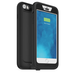 Waterproof Case for Apple iPhone 6, Black
