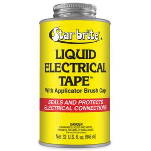 Liquid Electrical Tape, 32 oz.