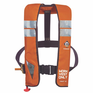 Crewfit 35 Workvest  USCG-Approved Inflatable Lifejacket